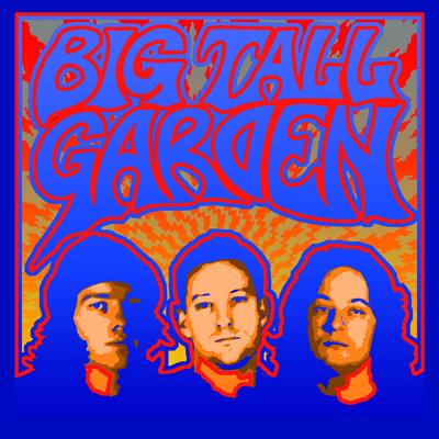 big tall garden